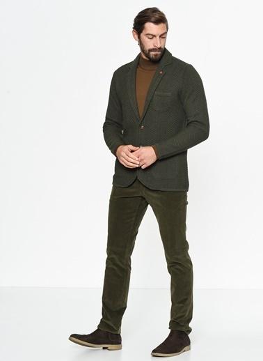 Altınyıldız Classics Ceket Yeşil